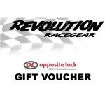$100.00 Gift Voucher Revolution Racegear Gift VoucherThe perfect gift idea for Birthdays and ChristmasRedeemable at all Revolution Racegear and Opposite Lock stores across AustraliaWHEN ORDERI. Please Click the image for more information.