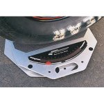 Longacre Aluminium Turn Plates - (Pair) Free floating in 2 directions eliminates bind Reads to 12  Degrees can be zeroed with the car on Low profile only 1 tall Can be used on top of scale pads Weight capacity  1500 lbs per plate Please Click the image for more information.