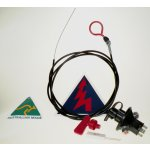 RPM Battery Switch and Isolation Kit This kit includes both the Remote Pull Cable a 6pin battery isolationswitch and a Battery Switch Triangle Gr. Please Click the image for more information.