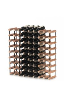 Bordex 72 Bottle Rack This Australian made wine rack is easy to assemble and is produced using natural hardwood timbers and baked enamel steel and is available in a range of sizes to fit any home or cellar space. Please Click the image for more information.