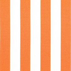 Bekko Stripe Wide Width Tangerine Bekko Stripe is a 2cm wide stripe printed on a lovely medium weight 100 cotton sateen Suitable for a variety of home decorating projects but also a lovely weight for linen quilting bag making and apparel. Please Click the image for more information.