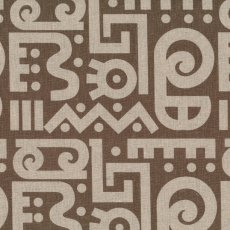 Hieroglyphics Natural on Cocoa Linen Blend Home decorating weight hieroglyphics printed on a cottonlinen blend Suitable for lampshades cushions bags midweight skirts and many other craft and sewing projects. Please Click the image for more information.