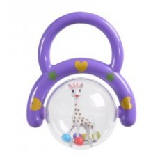 vulli sophie the giraffe hand rattle An easytogrip rattle ideal for babys small hands Colourful beads that make a lovely rattling sound when shaken A s. Please Click the image for more information.