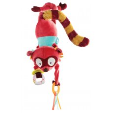 lilliputiens musical lemur Much larger than he looks Georges the Musical Lemur plays Brahms lullaby when you pull on his foot Watch his little cheeks light up and flash while the gentle tune plays H. Please Click the image for more information.