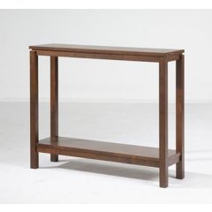 """Trend"" Timber Console Table with Shelf 96cm Light Honey The Trend Range of furniture will add the perfect touch to your home They are the ideal combination of style versatility and great value for money Ava. Please Click the image for more information."