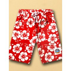 Okanui Long Cotton Boardshorts Hibiscus These top quality Boardies are made from pure new cotton Elastic waist with draw cord They feature side pockets and a hip pocket Oka. Please Click the image for more information.