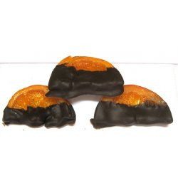 Glaceed Orange Slice Note Chocolate shop exclusive items are available for purchase instore only due to breakage risk andor other packaging issuesGlaceed Orange Slice Dipped in Dark Chocolate Please Click the image for more information.