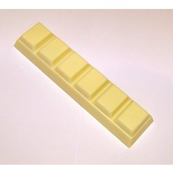White Chocolate Bar Note Chocolate shop exclusive items are available for purchase instore only due to breakage risk andor other packaging issuesSolid white chocolate bar. Please Click the image for more information.