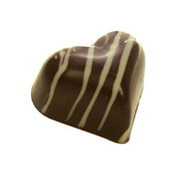 PRECIOUS HEART&#8482 Glaceed cherry & brandy ganache in dark chocolate The passionate colour of the glaceed cherries is matched by the brandy kick in this smoothly textured heartfelt creationOrder by the piece pick up only Otherwi. Please Click the image for more information.