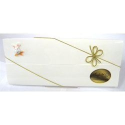 White Easter gift box - 32 chocolates $55.00 PLEASE NOTE EASTER ITEMS ARE SUBJECT TO AVAILABILITY  ORDERING EARLY IS ADVISABLEContains 32 chocolates of your choice see The Menu or a ready made Easter assortment  in an Easter decorated white box  Please . Please Click the image for more information.