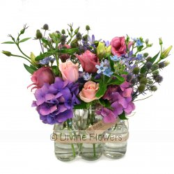 Floral Milk Bottles   Priced from $ 118  Click for more details