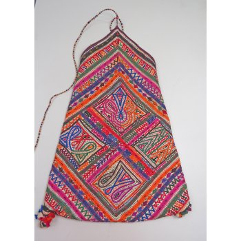 Rabari Dowry Bag Dhebaria Rabari Dowry bag from Gujarat in India  The designs are made from cotton fabric and cotton thread through  hand embroidery and appliqu worked on a handwoven natural cotton fabric  T. Please Click the image for more information.